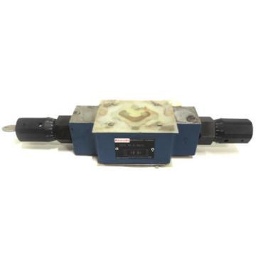 NEW Canada Canada REXROTH Z2FS 10-3-33/V HYDRAULIC VALVE  Z2FS10-3-33/V