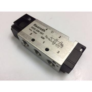 0820238001 Australia India Aventics/ Rexroth 5/2-1/8 in Pneumatic Directional Control Valve