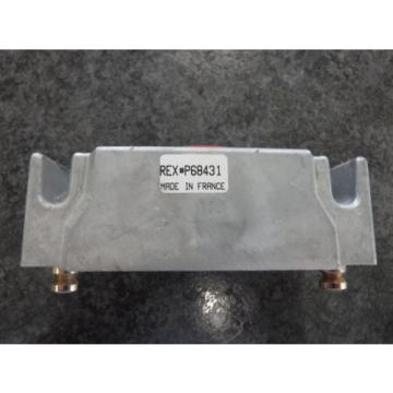 REXROTH Mexico Australia ENDPLATE P68431 *NEW*