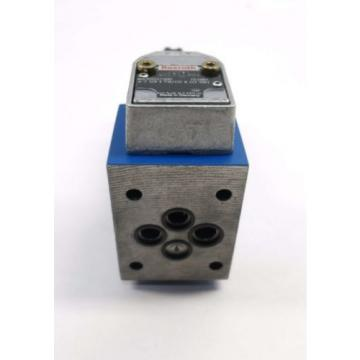 REXROTH Greece Germany R900572890 M-2SEW6P36/420MG24N9K4 24V-DC SOLENOID VALVE D525270