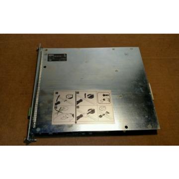 Bosch Singapore Japan Rexroth  0 608 830 160  Tightening Controller