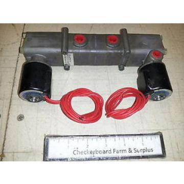 NOS Egypt Canada Bosch Rexroth Linear Control Valve P55410 532926 P2 Fire Truck 4820000832361