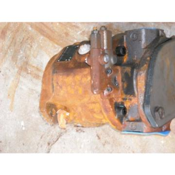 Rexroth Canada Germany r 902-400-196 Hydraulic pump
