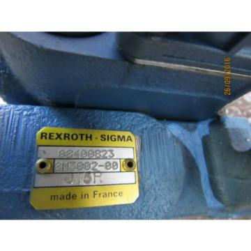 REXROTH Greece France - SIGMA 08400823 SM3002-00 U15R - UNBENUTZT/UNUSED -