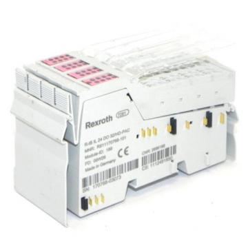 NEW Italy Japan REXROTH R-IB IL 24 CO 32/HD-PAC MNR: R911170768-101 MODULE, RIBIL24DO32HDPAC