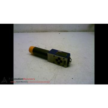 REXROTH China Canada ZDR 6 DA2-43/75Y HYDRAULIC VALVE #167154