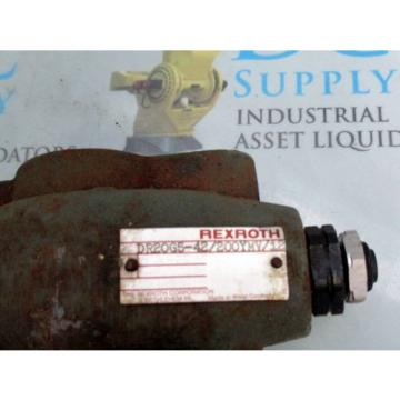 REXROTH Korea USA DR20G5-42/200YMV/12 HYDRAULIC PRESSURE REDUCING VALVE