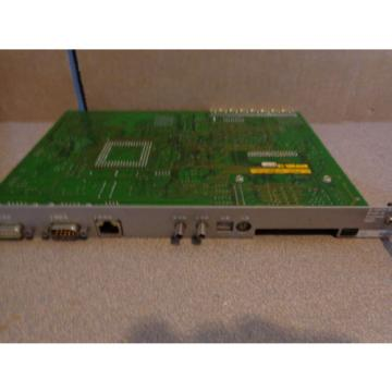 Bosch France Japan Rexroth  D-64711 Control Board