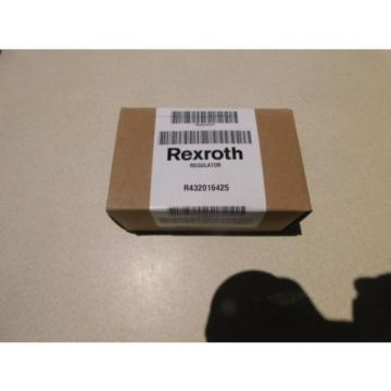 REXROTH Japan Canada R432016425 REGULATOR  *NEW *