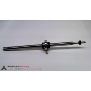 "REXROTH Japan France R150311041, BALL SCREW ASSEMBLY, 17"" LONG, #222665"