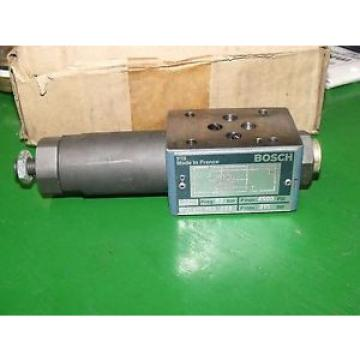 REXROTH Canada France BOSCH 0-811-150-233 Pressure reducing valve 3000 psi DO3 0811150233