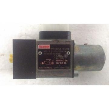 HED8OA-20/200K14,REXROTH Korea Dutch R901102708  HYDRO-ELECTRIC PRESSURE SWITCH