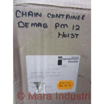 Mannesmann Australia Germany Rexroth 560 296 44 Chain Container Demag