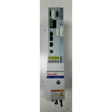 REXROTH Germany Italy CSH01.2C-NN-CCD-NN-S-NN-FW SERCOS INTERFACE HCS02.1E-W0028-A-03-NNNN