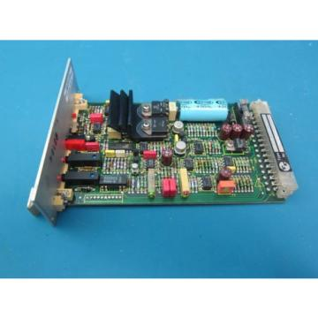 REXROTH Korea Greece VT5003-S-31 R1 PROPORTIONAL AMPLIFIER BOARD WITH RAMP CONTROL