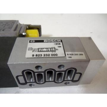 REXROTH Korea Italy 9 823 232 000 *NEW IN BOX*
