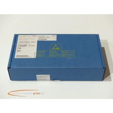 Rexroth Canada Singapore CSB01.1N-SE-ENS-NNN-NN-S-NN-FW/ R911305276 + R911312231 Sercos Interface