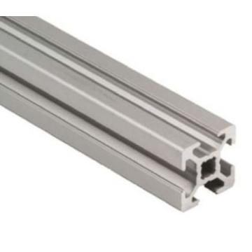 Bosch Italy Dutch Rexroth Extrusion Aluminium (Cut To Length),6mm Groove,3000mm L, 20x20mm