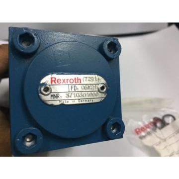 3710301000 Dutch Canada REXROTH Pneumatic Directional Control Valve Sub-base