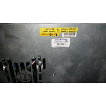 INDRAMAT Dutch France Bosch Rexroth PC RHO4.1/IPC300 (1070074051-235 04W07) BASIC Unit RH04.1