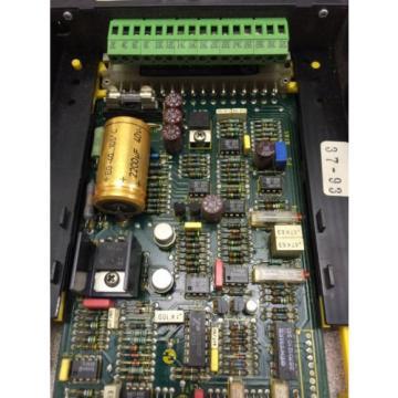 USED Japan Dutch BOSCH REXROTH AMPLIFIER  VT5004S22 R5