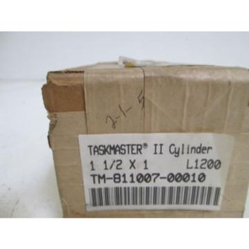 REXROTH Dutch Singapore CYLINDER L1200 1-1/2X1 TM-811007-00010 *FACTORY SEALED*