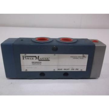 REXROTH France Egypt POWER MASTER PT84104-1700 AIR PILOT VALVE *NEW IN BOX*