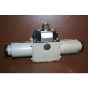 Directional Canada Russia valve Hydraulic 4WE8E3 24 VDC High power Solenoid Rexroth Unused