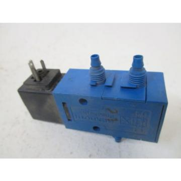 REXROTH Russia Italy P26641-1 SOLENOID VALVE *USED*