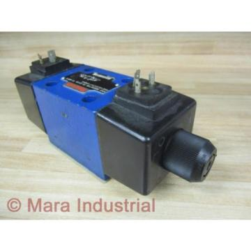 Rexroth Singapore Greece Bosch R900597186 Valve 4WE10E33/CW110N9K4 - New No Box