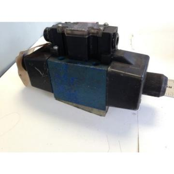 NEW Russia Korea OLD REXROTH 4WE10Q40/CW110N9DK25L HYDRAULIC SOLENOID VALVE, MNR R978910210 V
