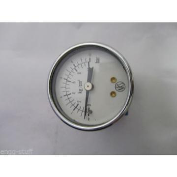 REXROTH/WABCO- Canada Korea Marine # 352 601 050 0, Pressure Gauge Block, 0-10 bar
