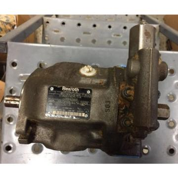 Rexroth USA India Hydraulic Pump A10VSO18DR /31R R910940516 / 000