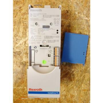 Rexroth USA Egypt FCS01.1E-W0008-A-02-NNBV IndraDrive Frequenzumrichter   >ungebraucht!<