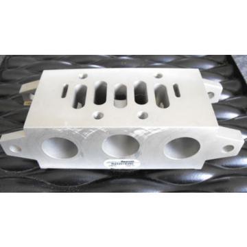 Bosch Canada France Rexroth Pneumatic Valve R432015490 Manifold Segment  P-068979-00002