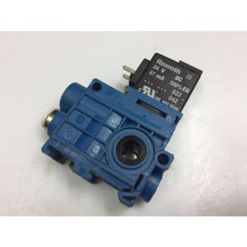 5792510220 Japan USA AVENTICS (Rexroth) - V579-3/2NO-DA06-024DC-04-RV4