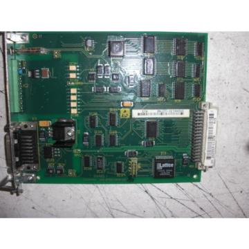 REXROTH Singapore Singapore INDRAMAT DAA-1.1  ANALOG INTERFACE WITH ABSOLUTE ENCODER  *USED*
