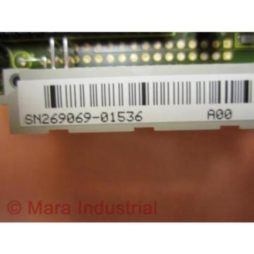 Rexroth Greece Dutch Bosch DBS03.1-FW FWC-DBS3.1-CI1-02VRS-NN Circuit Board