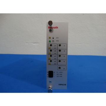 REXROTH France Korea AMPLIFIER CARD R900214082 MODEL  VT-VSPA2-50-1X/T5