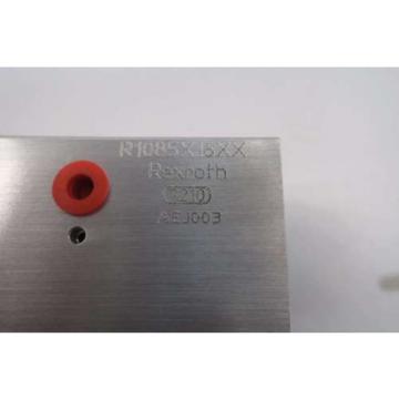 NEW Australia Japan REXROTH R108561620 LINEAR SET TANDEM 16MM LINEAR BALL BEARING D552014