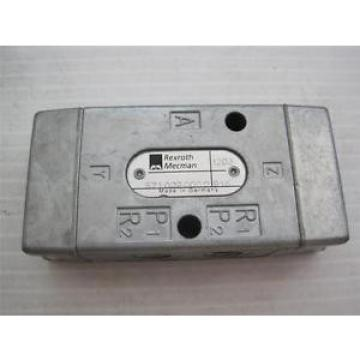 7149 Canada France Bosch Rexroth Mecman 5710020000 916 1203 Hydraulic Linear Direct Valve NOS