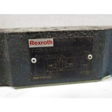 REXROTH India Egypt R900156528 SOLENOID CONTROL VALVE