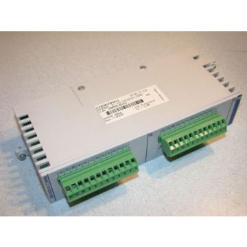 UP USA Australia TO 4 BOSCH REXROTH INDRAMAT OUTPUT MODULE 24V RMA02.2-16-DC024-200