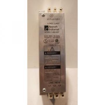 Rexroth Canada Australia Indramat Netzfilter NFD03.1-480-007