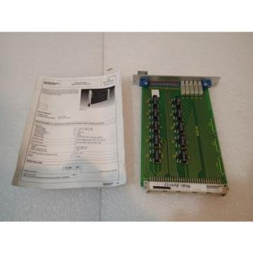 WARRANTY Russia France REXROTH RK1S 3X VT-RK1-30 3X ES43A8-0836 RELAY AMPLIFIER CARD