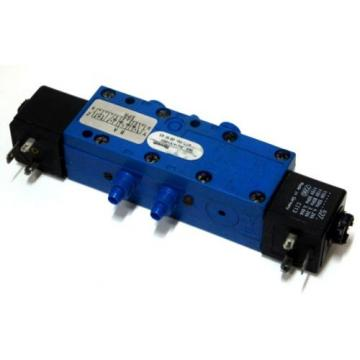 REXROTH China Japan PNEUMATIK R434001860 VALVE WITH 527 COILS 110-115V 50-60HZ 3.2-4.2VA