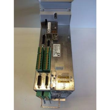 GUARANTEED Dutch Japan FACTORY REFURBBED REXROTH INDRAMAT ECO SERVO DRIVE DKC01.3-100-7FW