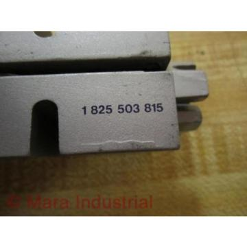Rexroth Greece Japan Bosch Group 1 825 503 815 Valve Manifold (Pack of 3) - New No Box