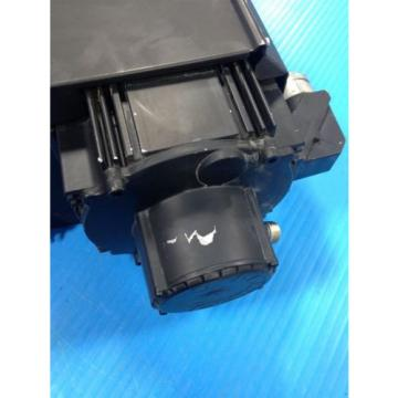 REXROTH China Japan INDRAMAT MKD112B-058-KG0-AN MOTOR & LEM-RB112C2XX COOLING FAN USED (2F)