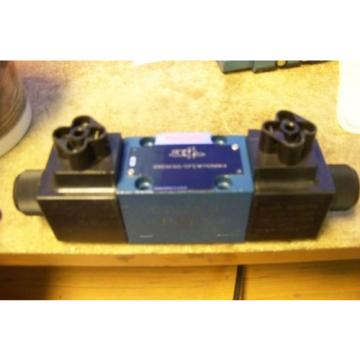 rexroth Canada India 4we6c60/ofew110n9k4 solenoid operated valve